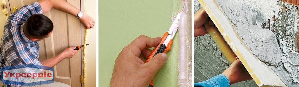 Использование строительной пены