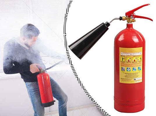 Купить недорогой огнетушитель для автомобиля
