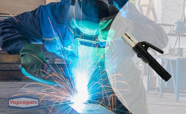 Купить недорого держатель электродов Binzel DE-2400