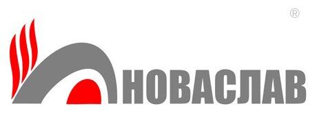 Офіційний логотип компанії Новаслав