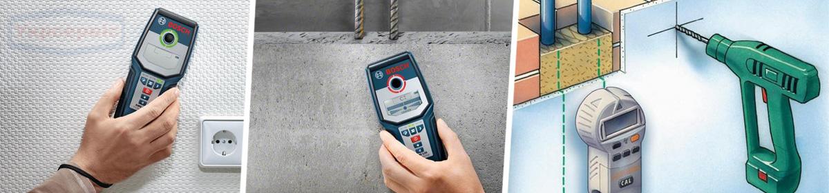 Купить недорого детекторы для обнаружения скрытой проводки