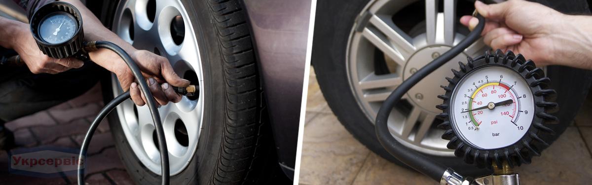 Купить недорого устройство для подкачки колес