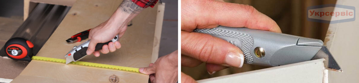 Сколько стоит строительный нож
