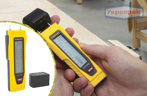 Купить недорогой гигрометр для измерения влажности дерева