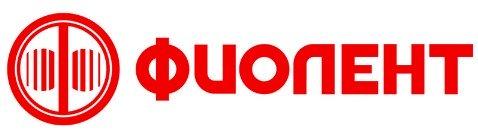 Официальный логотип компании Phiolent
