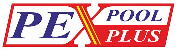 Официальный логотип компании PEX-POOL-PLUS