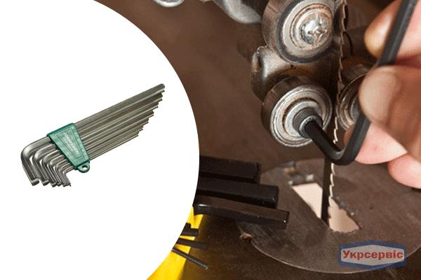 Купить шестигранный ключ Jonnesway H03SM107S