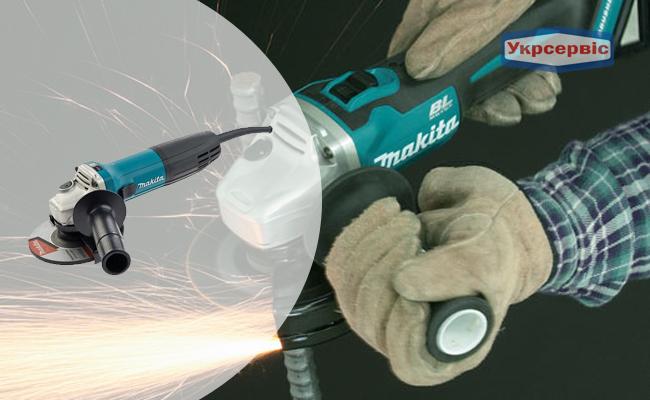 Купить дешево болгарку Makita GA5030 в Украине