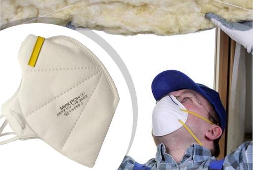 Купить недорого респиратор Mikrofiltr МІКРОН-3ПК FFP3 для защиты дыхания