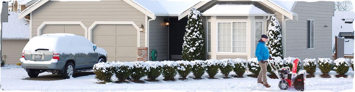 Купить недорого снегоуборщик для дома