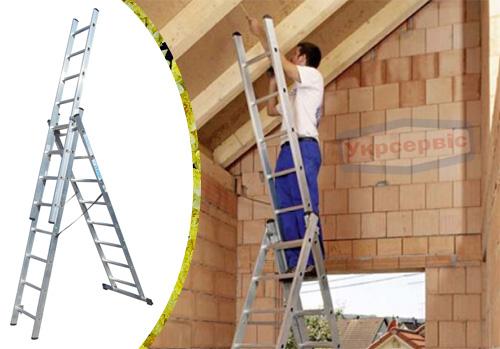 Купить недорого лестницу для дома Elkop VHR Trend 3x8