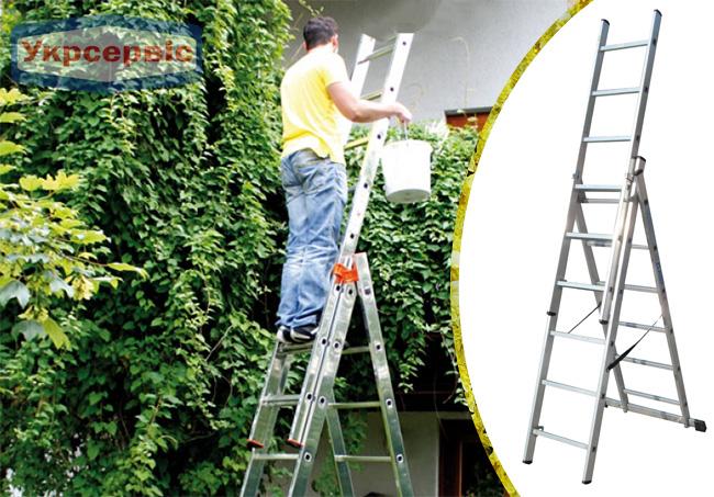 Купить недорого лестницу для дома Elkop VHR Trend 3x6