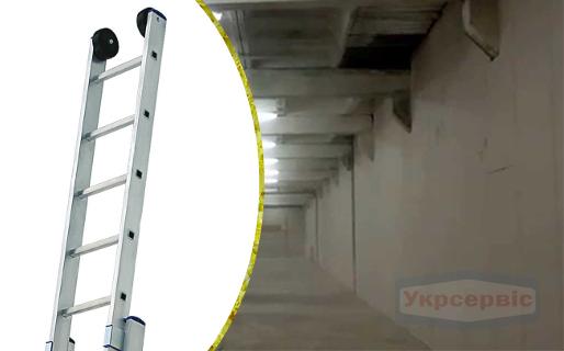 Купить недорого лестницу для дома Elkop VHR L 2x20