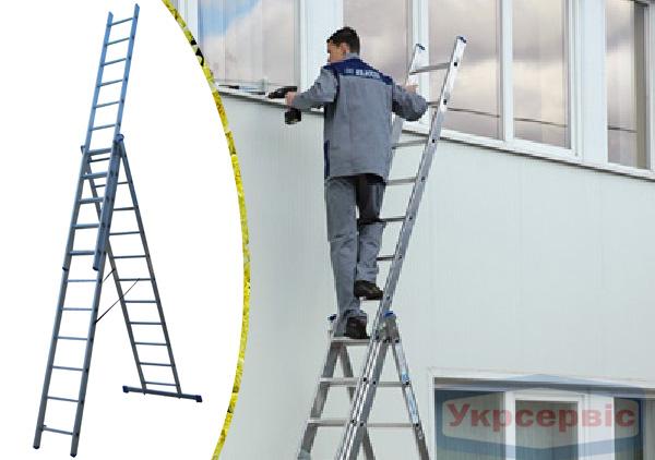 Купить недорого лестницу для дома Elkop VHR Hobby 3x11
