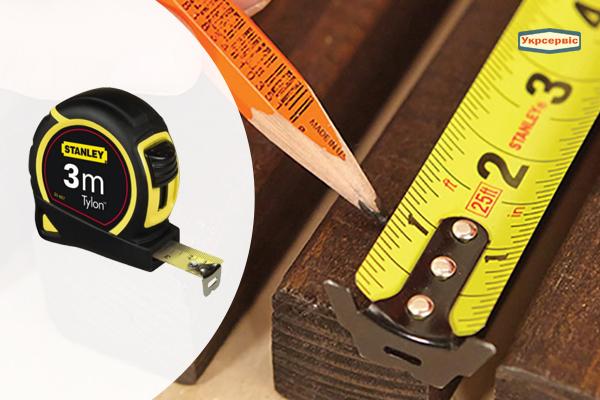 Купить недорого измерительную рулетку Stanley Tylon™ 0-30-687