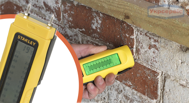 Купить недорого влагомер Stanley Moisture Meter