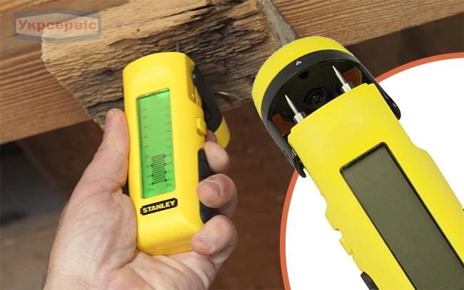 Купить недорого гигрометр влаги Stanley Moisture Meter