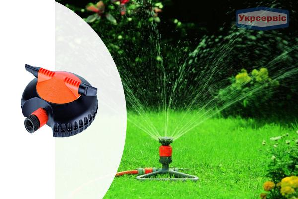 Купить дождеватель для полива Claber 8685 Aqualux 2000