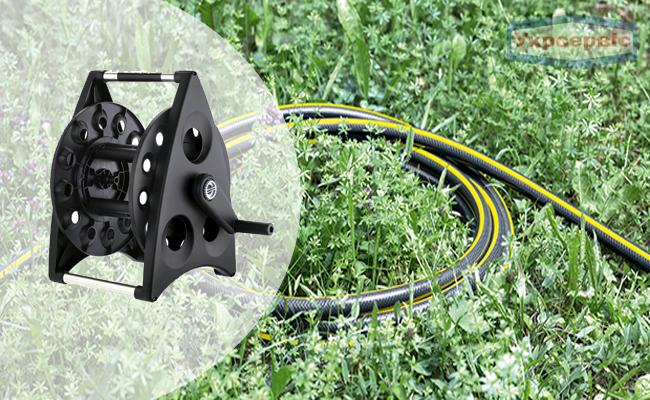 Купить недорого катушку для садового шланга Claber Kiros Kit