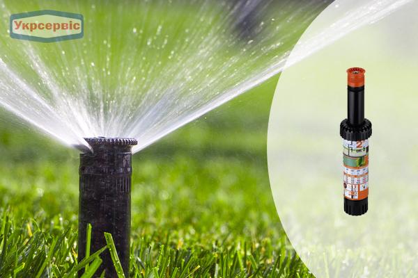 Купить дождеватель для полива Claber 90005 0-350°, 3
