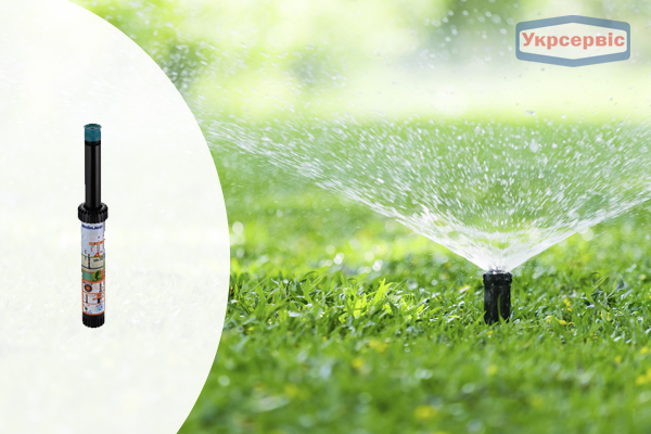Купить дождеватель для полива Claber 90019 0-350°, 4