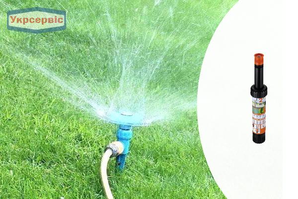 Купить дождеватель для полива Claber 90020 0-350°, 2