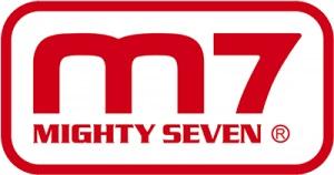 Официальный логотип компании Mighty Seven