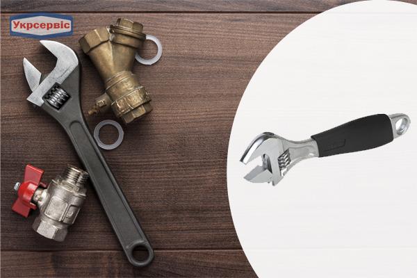 Купить недорого разводной ключ Miol 54-022