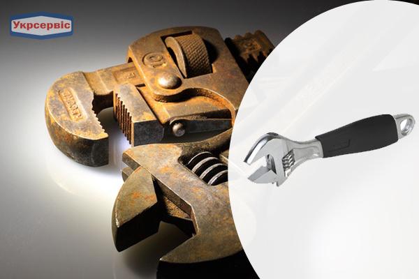 Купить недорого разводной ключ Miol 54-020