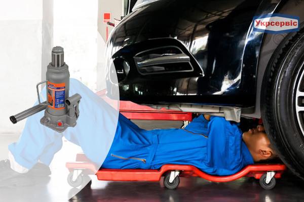 Купить автомобильный домкрат MIOL 80-080