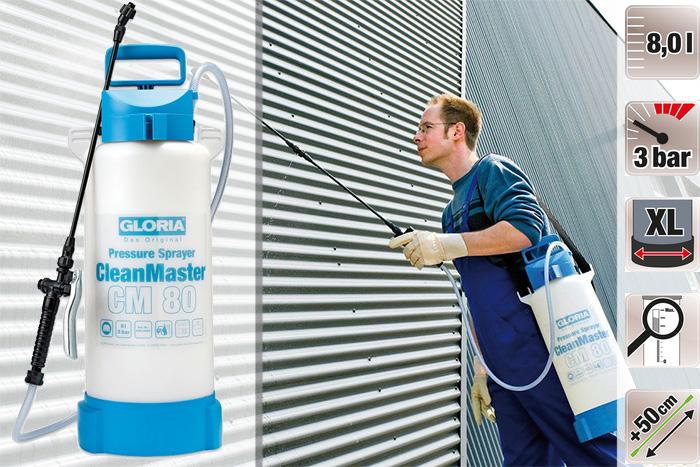 Купить недорого опрыскиватель для чистящих средств Gloria CleanMaster CM 80