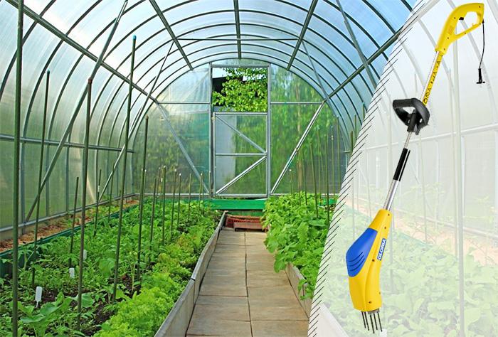 Купить недорогой электрический культиватор для огорода Gloria Gardenboy Plus