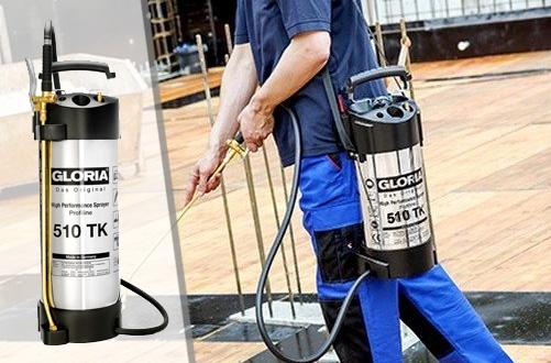 Купить выгодно профессиональный распылитель Gloria 510 TK Profiline