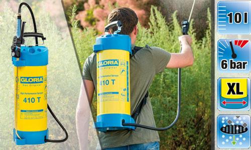 Купить недорого садовый распылитель для дома и дачи Глория 410T