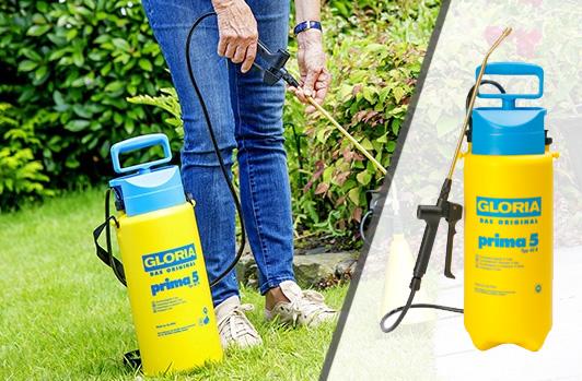 Купить выгодно садовый опрыскиватель для сада Gloria Prima5 42 E