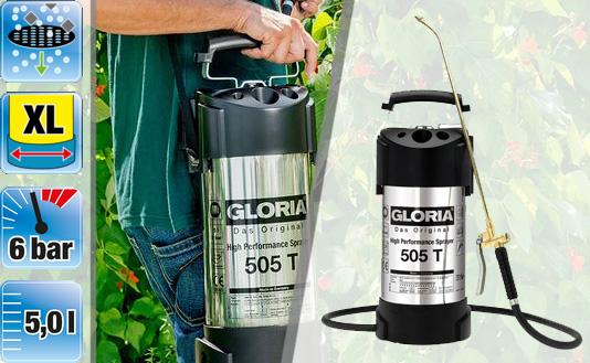 Купить недорогой опрыскиватель из нержавеющей стали Глория 505 Т