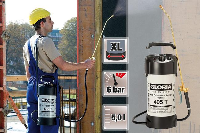 Купить недорого промышленный распылитель Gloria 405 Т Profiline