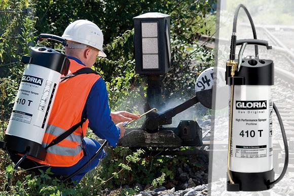 Купить недорого промышленный распылитель Gloria 410 T Profiline