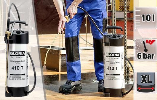 Выгодно купить опрыскиватель для промышленности Gloria 410 T Profiline