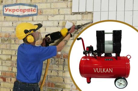 Купить недорогой воздушный компрессор Vulkan IBL24LOS