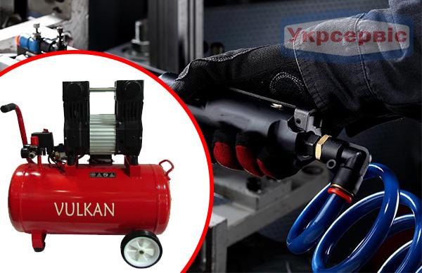Купить недорого компрессор сжатого воздуха Vulkan IBL50LOS