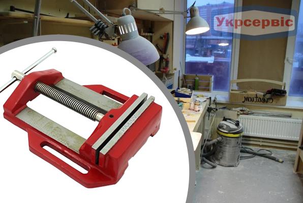 Купить недорого станочные тиски Vulkan RZ308-100