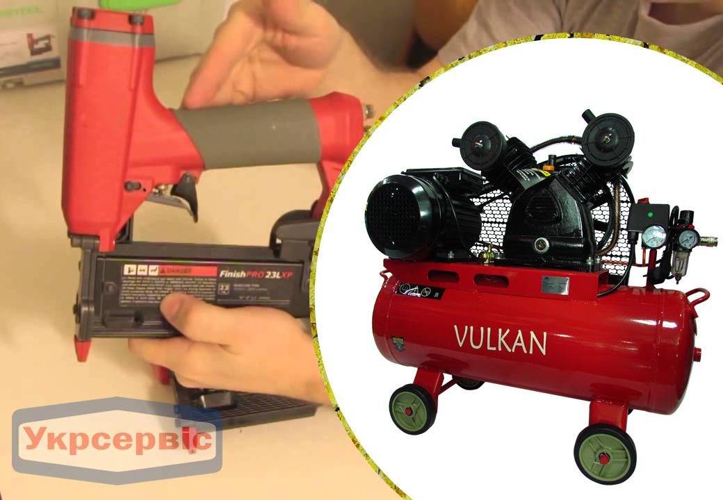 Купить выгодно компрессор сжатого воздуха Vulkan  IBL 2070E-220-50