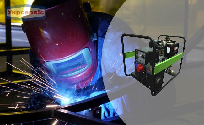 Купить недорогой сварочный генератор PEX-POOL-PLUS PEX K220 KE