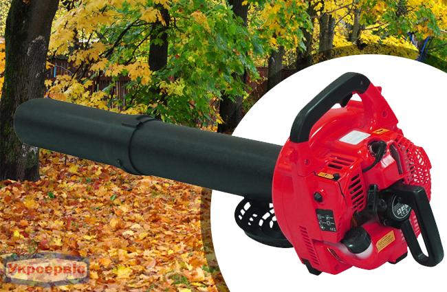 Купить недорогую воздуходувку для дома Vulkan EBV260