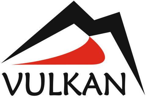 Логотип компании Vulkan